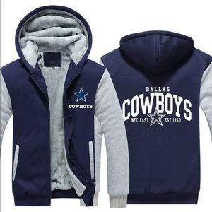 Other - Brand New Dallas Cowboys Jacket XL (Runs Small)